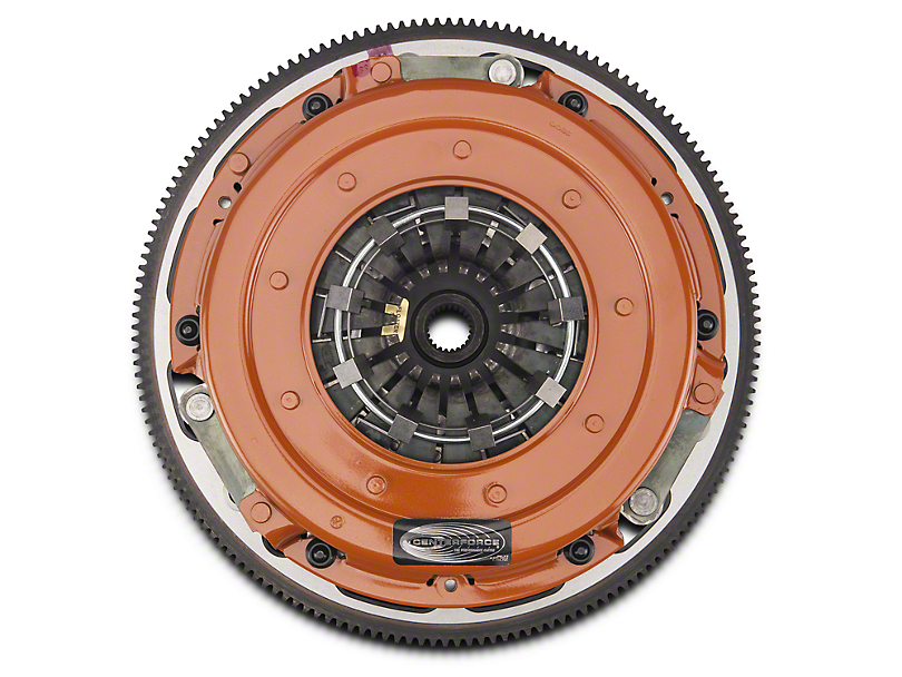 Centerforce DYAD DS Twin Disc Clutch w/ Flywheel (11-17 GT; 12-13 BOSS 302)