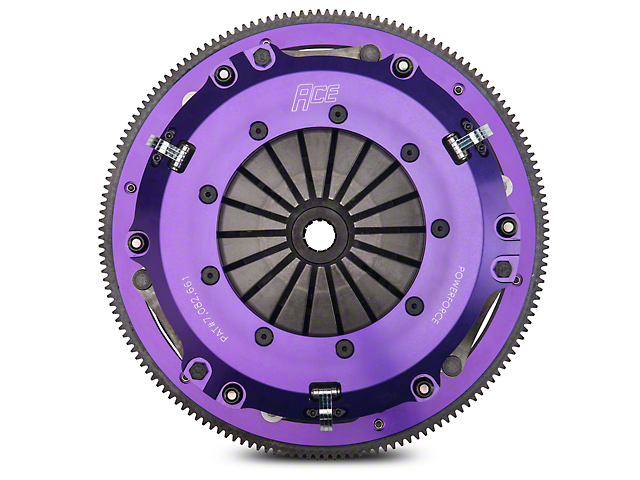 ACE Racing PowerForce Twin Disc Clutch w/ Flywheel (05-10 GT)