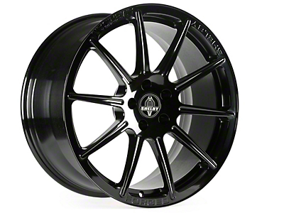 Shelby Venice Black Wheel - 20x10.5 (15-18 GT, EcoBoost, V6)