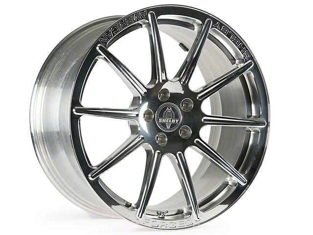 Shelby Venice Polished Wheel - 20x10.5 (15-17 All)
