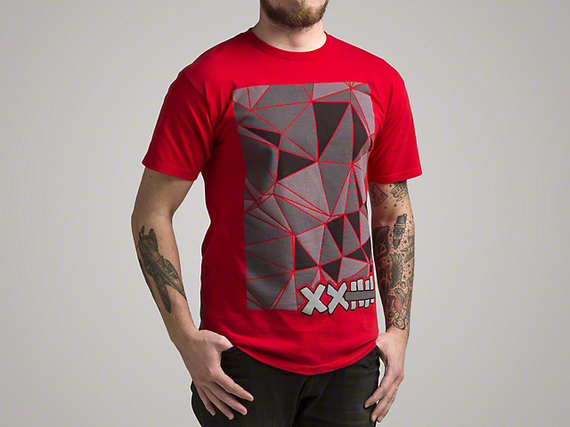RTR VGJR Red Triangles T-Shirt