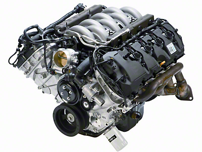 Ford Performance Coyote 5.0L 4V 435 HP Crate Engine (15-17 GT w/ Manual Transmission)
