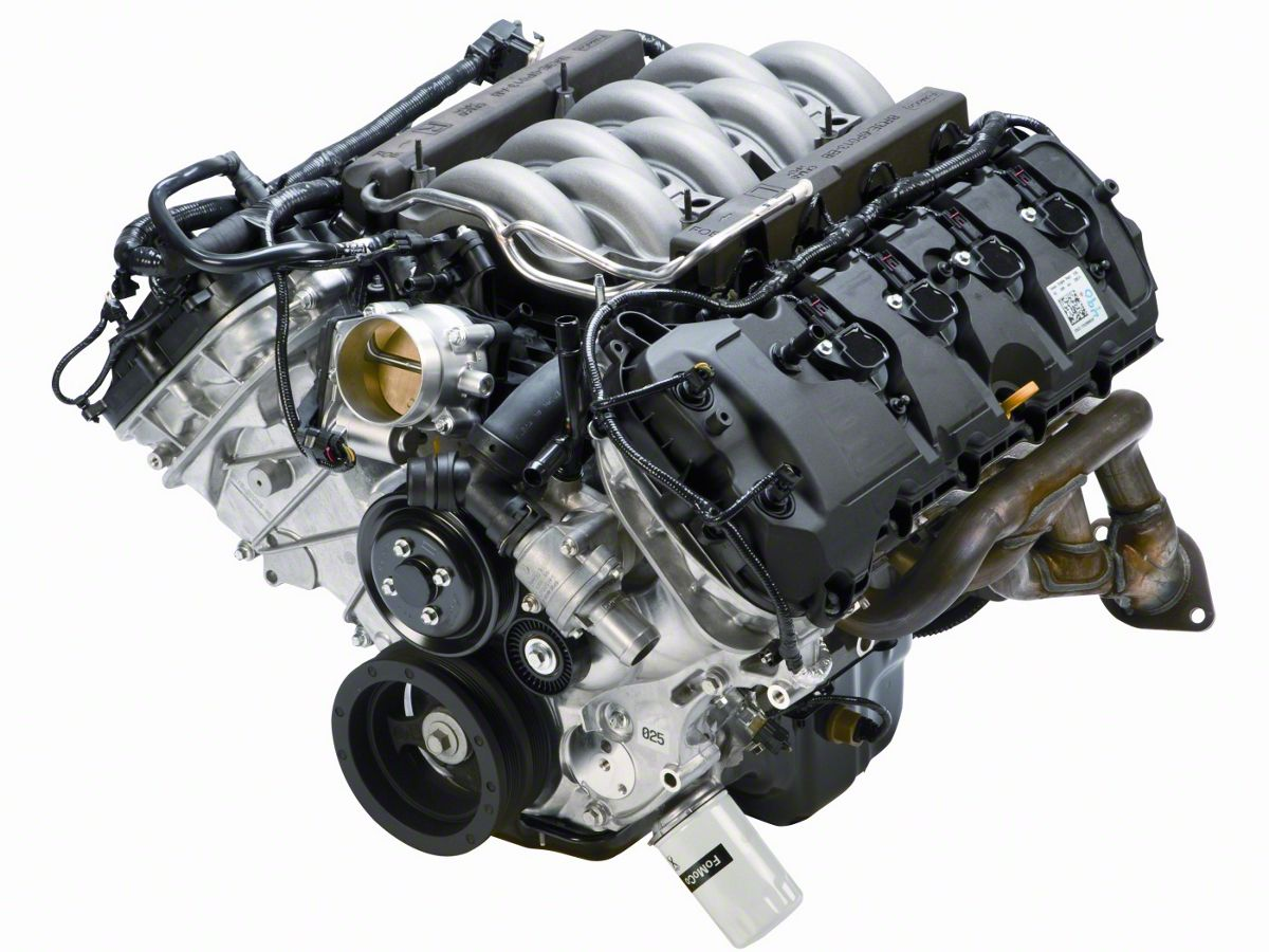 ford coyote 5 0 engine diagram ford performance mustang coyote 5 0l 4v 435 hp crate engine m 6007  coyote 5 0l 4v 435 hp crate engine