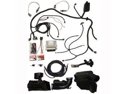 Add Ford Performance Coyote 5.0L 4V Crate Engine Control Pack - Manual Transmission