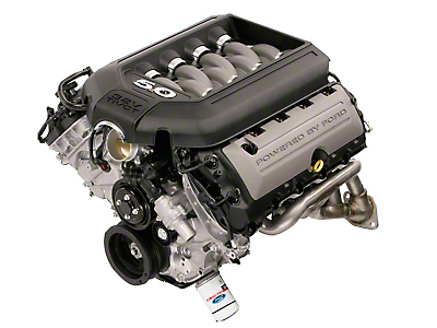 Ford Performance 5.0L 4V DOHC Aluminator Crate Engine for Supercharged Applications (15-17 GT)