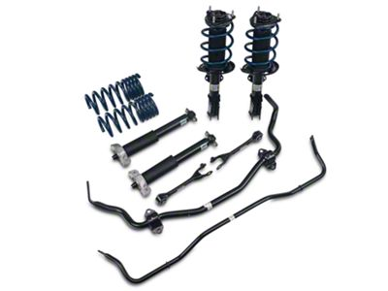 Ford Performance Street Handling Pack (15-19 GT Fastback w/o MagneRide, EcoBoost Fastback w/o MagneRide)