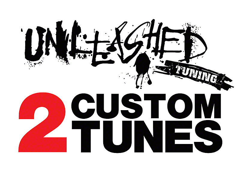 Unleashed Tuning 2 Custom Tunes (15-18 EcoBoost)