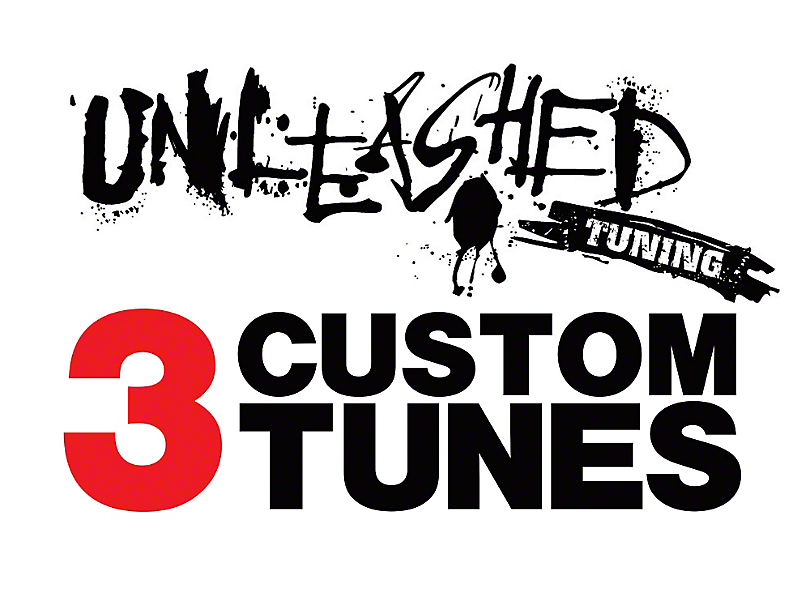 Unleashed Tuning 3 Custom Tunes (15-18 EcoBoost)