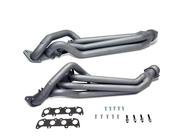 BBK 1-7/8-Inch Long Tube Headers; Chrome (11-20 GT)