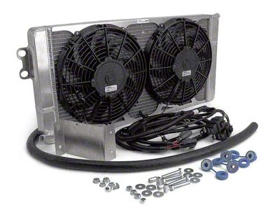 VMP Dual Fan Triple Pass Heat Exchanger (05-10 GT w/ Intercooler Pump)