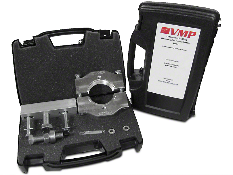VMP Ultimate Pulley Tool Installation & Removal Kit (07-14 GT500)