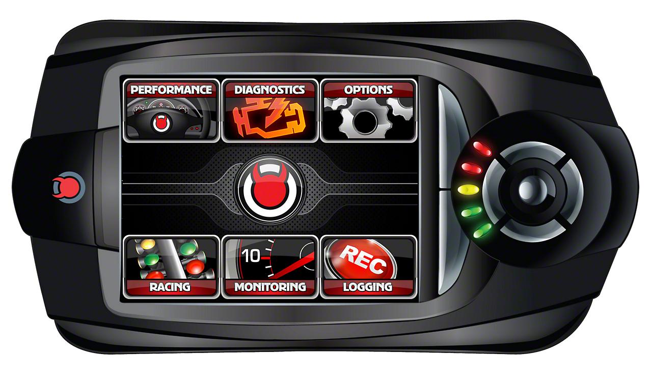 Bama Diablosport Trinity T-1000 Tuner w/ 2 Custom Tunes (15-16 V6)