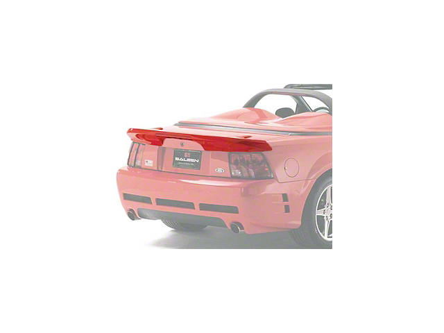 Saleen S281 1-Piece Rear Spoiler (01-04 All, Excluding Mach 1)