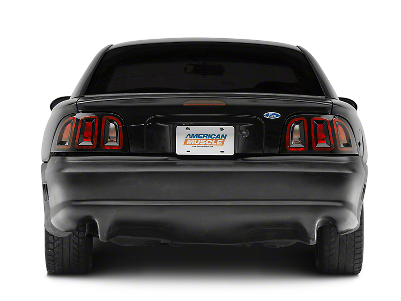 Saleen S281/351 Rear Fascia (94-98 All)