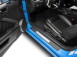Cdc Mustang Illuminated Door Sill Plates Mustang 0511