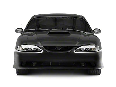 Front & Rear Mustang Bumpers | AmericanMuscle