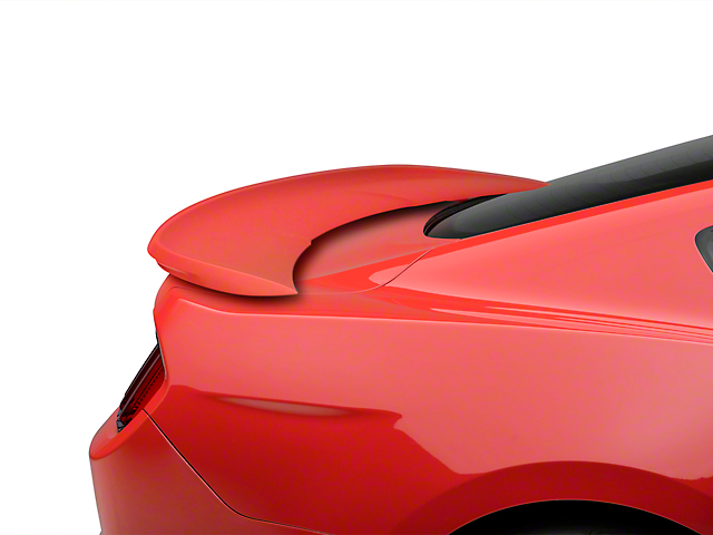 Saleen S302 White Label Rear Spoiler - Unpainted (15-18 Fastback)