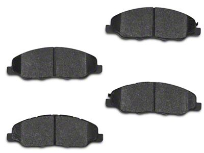 Add Xtreme Stop Carbon Graphite Brake Pads - Front Pair (11-14 GT, V6)