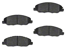 Xtreme Stop Carbon Graphite Brake Pads - Front Pair (11-14 Standard GT, V6)