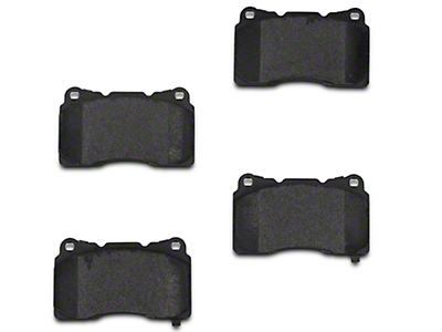 Xtreme Stop Carbon Graphite Brake Pads - Front Pair (11-14 GT Brembo, 12-13 BOSS, 07-12 GT500)