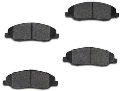 Add Xtreme Stop Carbon Graphite Brake Pads - Front Pair (05-10 GT, V6)