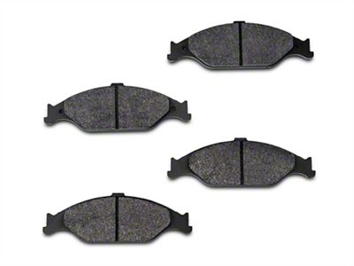 Add Xtreme Stop Carbon Graphite Brake Pads - Front Pair (99-04 GT, V6)