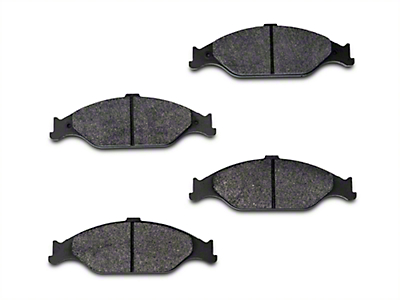 Xtreme Stop Carbon Graphite Brake Pads - Front Pair (99-04 GT, V6)