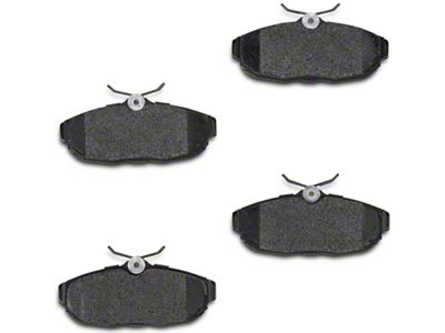 Add Xtreme Stop Carbon Graphite Brake Pads - Rear Pair (05-10 All)