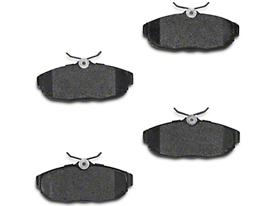 Xtreme Stop Carbon Graphite Brake Pads - Rear Pair (05-10 All)
