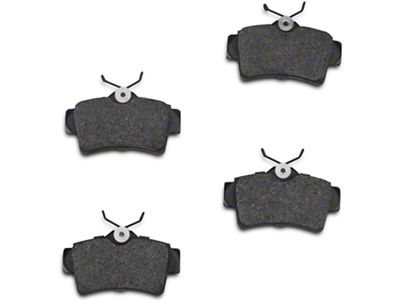 Add Xtreme Stop Carbon Graphite Brake Pads - Rear Pair  (94-04 GT, V6)