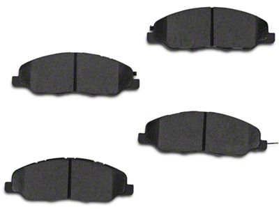Add Xtreme Stop Performance Ceramic Brake Pads - Front Pair (11-14 GT, V6)