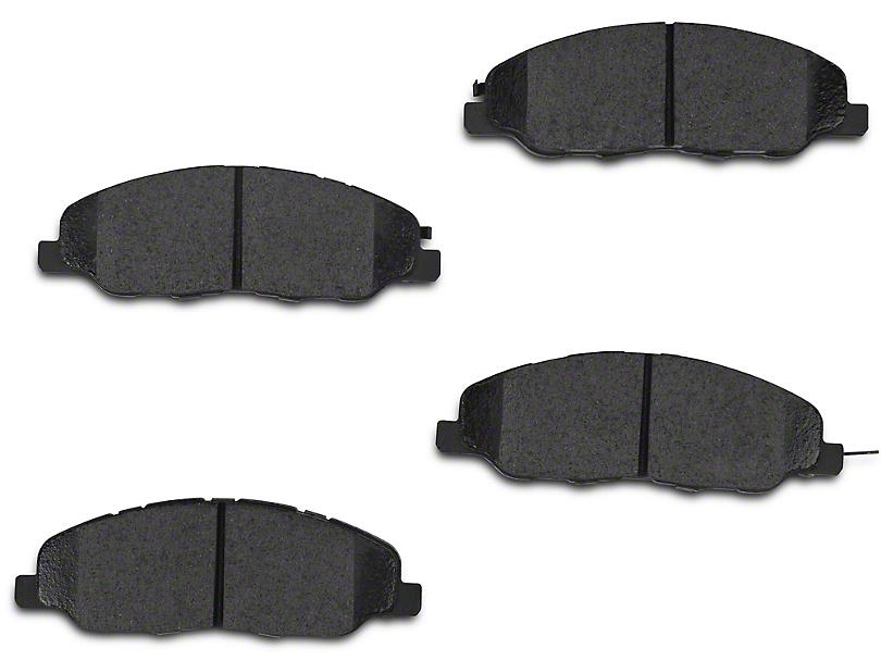 Xtreme Stop Performance Ceramic Brake Pads - Front Pair (11-14 Standard GT, V6)