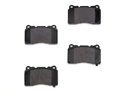 Xtreme Stop Performance Ceramic Brake Pads - Front Pair (11-14 GT Brembo, 12-13 BOSS, 07-12 GT500)