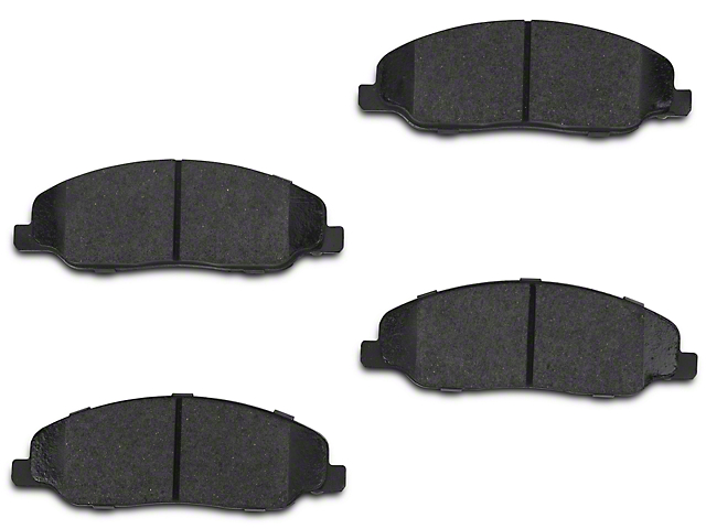 Xtreme Stop Performance Ceramic Brake Pads - Front Pair (05-10 GT, V6)