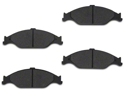 Add Xtreme Stop Performance Ceramic Brake Pads - Front Pair (99-04 GT, V6)
