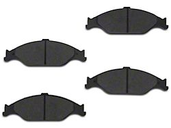 Xtreme Stop Performance Ceramic Brake Pads; Front Pair (99-04 GT, V6)