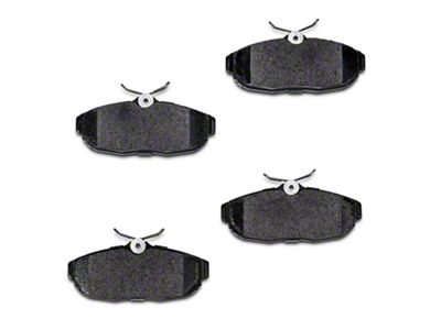 Xtreme Stop Performance Ceramic Brake Pads - Rear Pair (05-10 All)