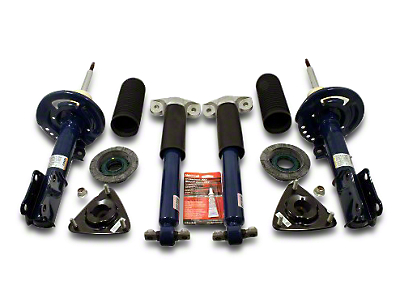Ford Performance Track Shock & Strut Kit (15-19 GT Fastback, EcoBoost Fastback)