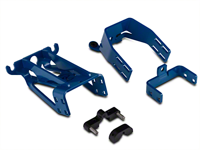 Blowfish Manual Transmission Shifter Support Bracket - MT-82 (15-18 GT, EcoBoost, V6)