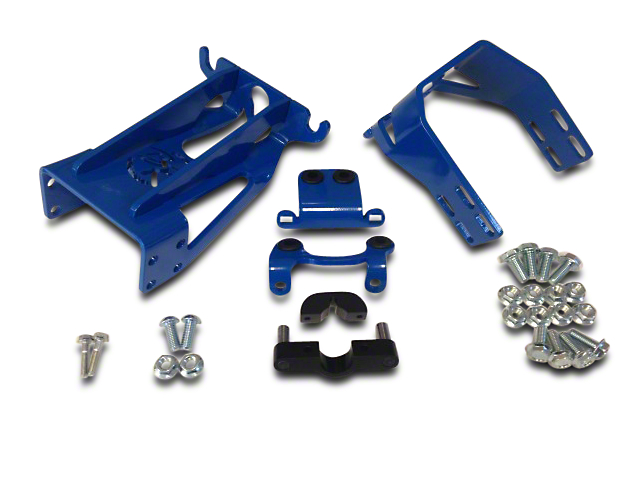 Blowfish Shifter Support Bracket - Street - MT-82 (11-14 GT, V6, BOSS 302)