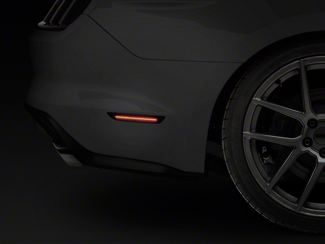 Vividline Smoked LED Rear Side Markers (15-20 All)