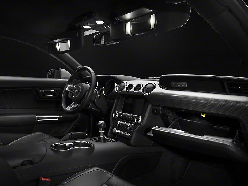Stage 1 Interior LED Lighting Kit - Cool White (15-18 All)