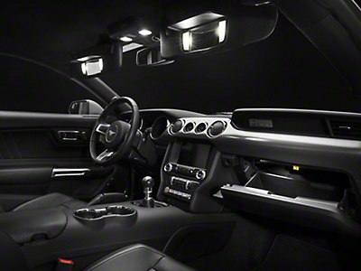 Stage 2 Interior LED Lighting Kit - Cool White (15-17 All)