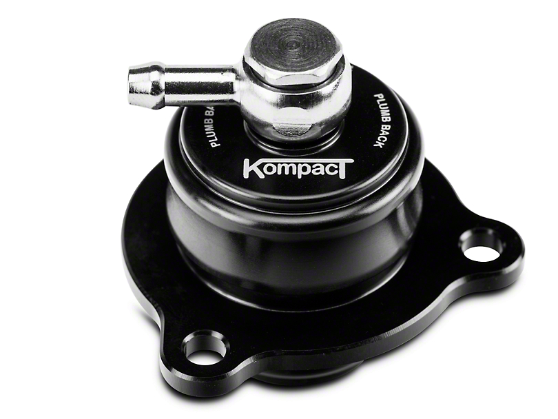 Turbosmart Kompact Shortie Recirculating Blow Off Valve (15-17 Ecoboost)