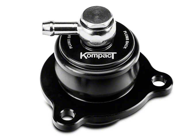 Turbosmart Kompact Shortie Recirculating Blow Off Valve (15-18 EcoBoost)