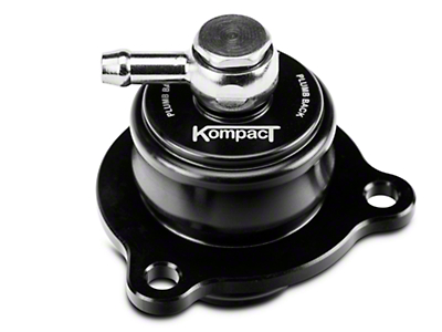 Turbosmart Kompact Shortie Recirculating Blow Off Valve (15-19 EcoBoost)