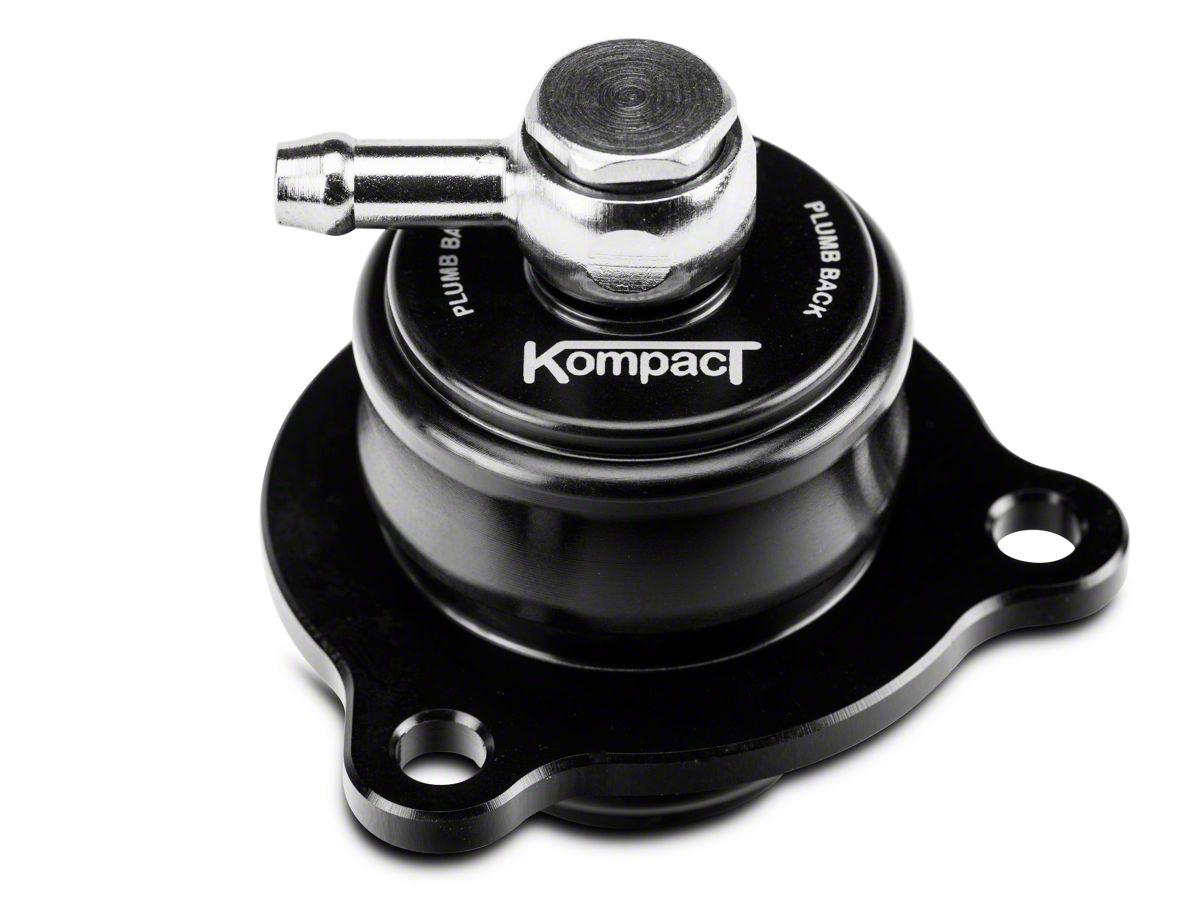Turbosmart Kompact Shortie Recirculating Blow Off Valve (15-20 EcoBoost)