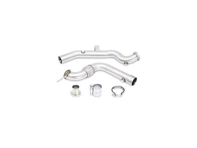 Mishimoto Down Pipe - Off-Road (15-18 Ecoboost)