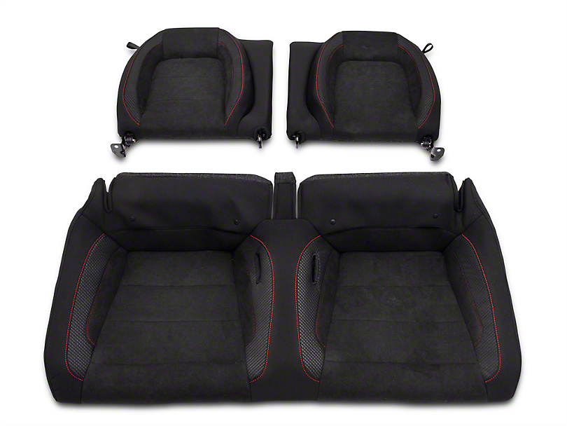 Ford Performance Rear Seat Installation Kit (15-18 GT350R)