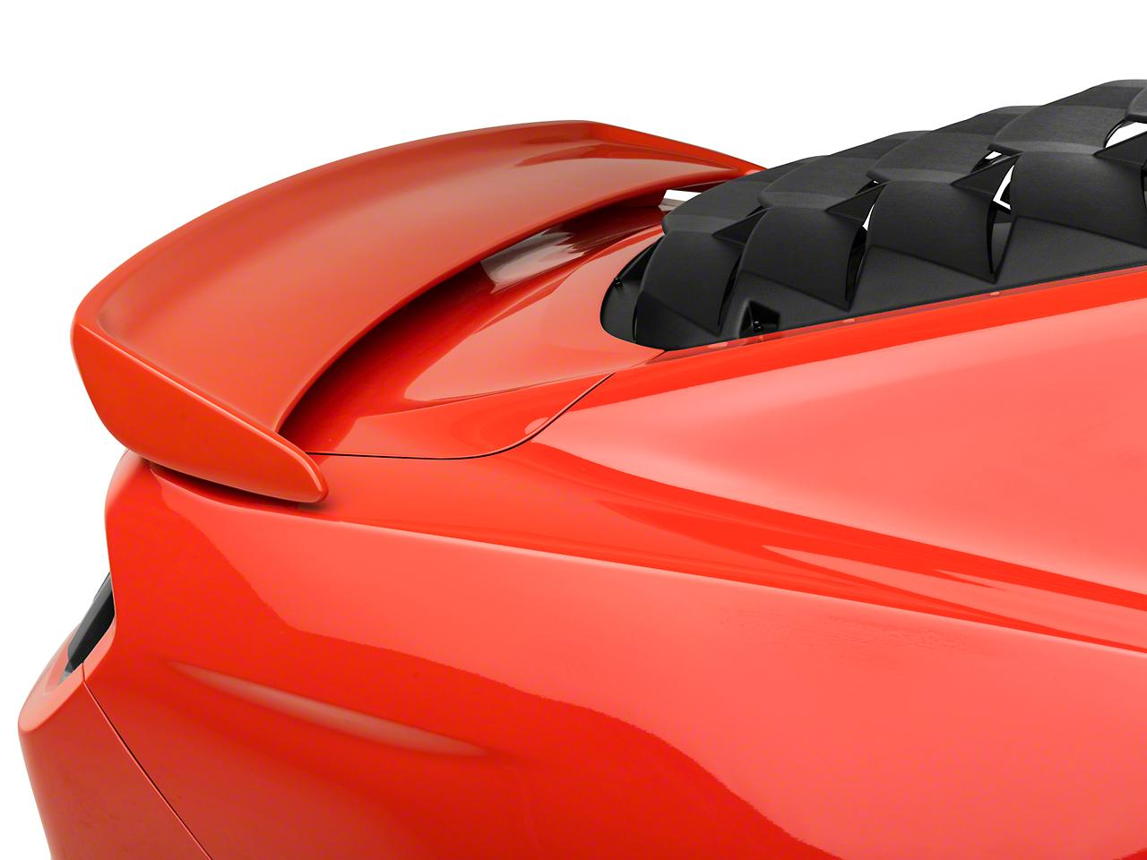 Cervini's C-Series Pedestal Wing - Unpainted (15-18 Fastback)